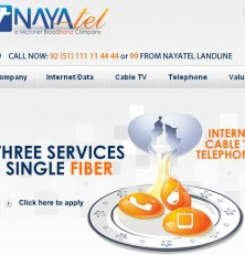 NayaTel (Pvt) Ltd. (NTL)